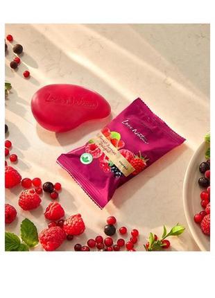 Мыло с лесными ягодами love nature