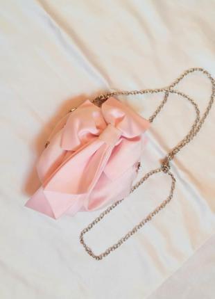 Нарядная сумочка,сумка клатч на цепочке