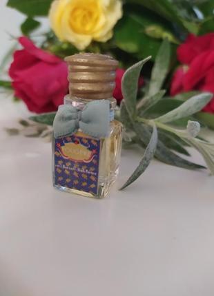 Fougere borsari, редкая винтажная миниатюра, парфюмированная вода,  3,5 мл