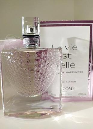 Lancome la vie est belle flowers of happiness парфюмрованная вода
