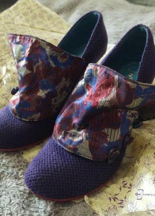 Оригинальные туфли irregular choice