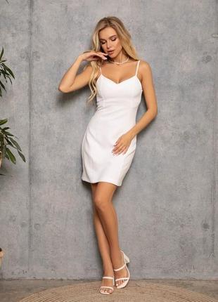 Сукня в білизняному стилі