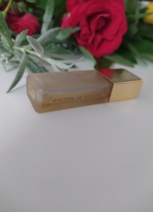 Mystere rochas, винтажная миниатюра, parfum/чистые духи, остаток ~1 мл
