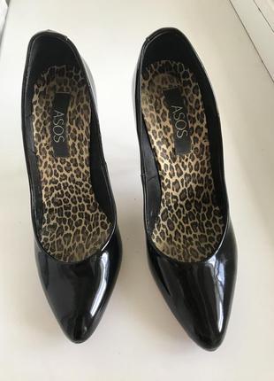 Туфли на шпильке asos