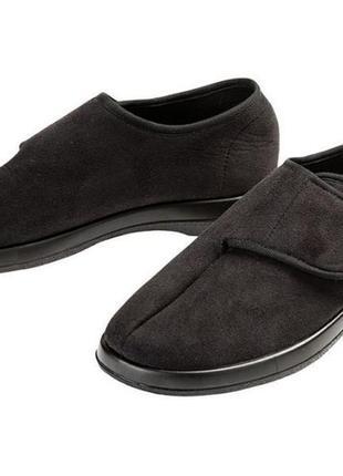 Находка для проблемных ног- мягкие ортопедическ туфли-комфорт sensiplast германия-26см