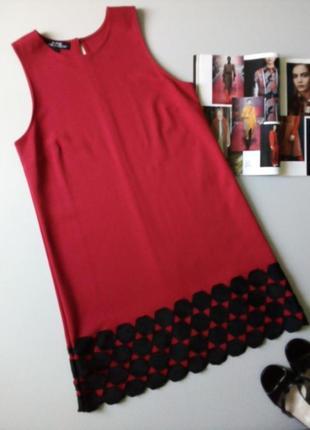 Плотное трикотажное платье 🌹🌹🌹450