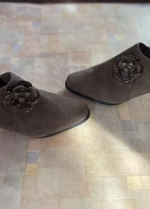 Туфли - ботильоны trotters 👌🔥💣