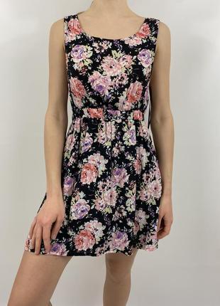 Цветочное женское платье urban bliss