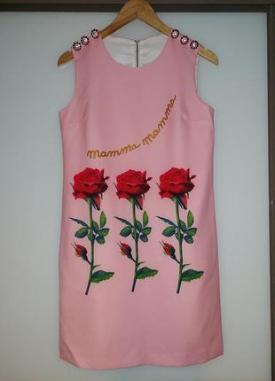 D&g платье .44-46