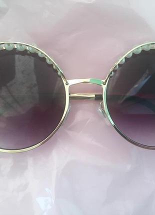 Солнцезащитные очки в стиле chanel шанель