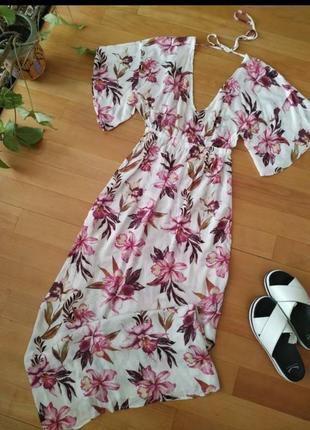 Красивейшее платье миди asos