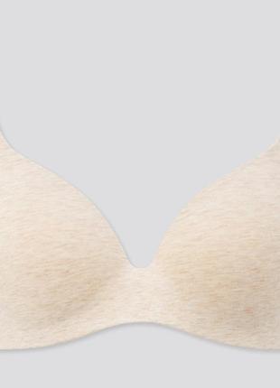 Легкий бюстгальтер без косточек из хлопка supima 85-90 a-aa-b