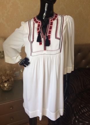 Marant платье  стильное красивое оригинал