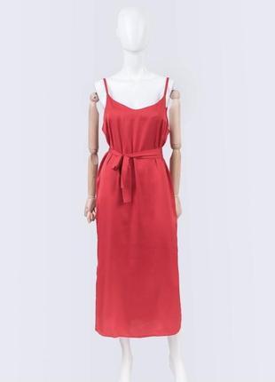 Платье комбинация шелк