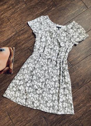 Очень красивое летнее натуральное платье
