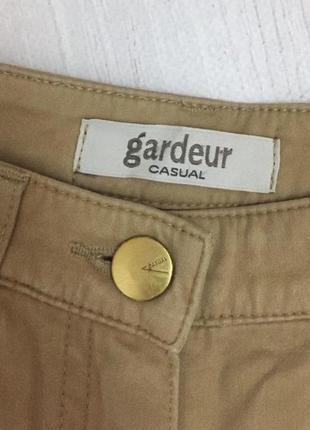 Чиносы штаны джинсы летние р.40l gardeur3 фото
