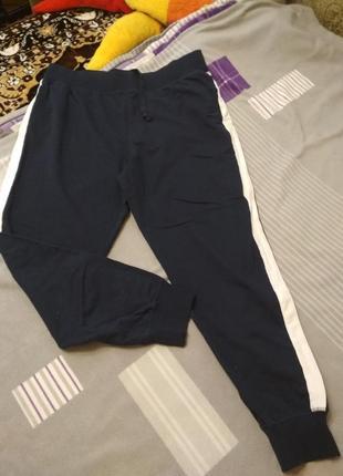 Продам спортивные штаны  h&m(l)