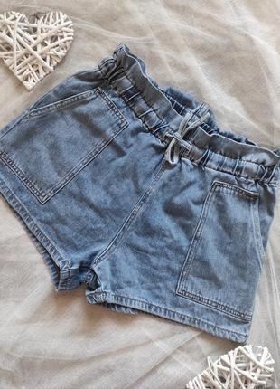 Шорты джинсовые fb sister