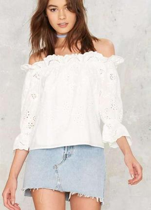 Топ/блуза h&m