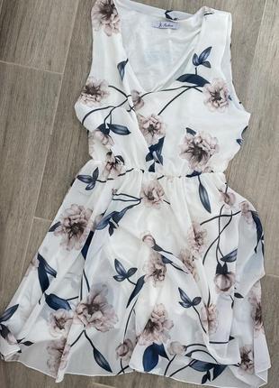 Летнее платье супер лёгонькое