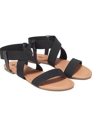 Босоніжки cushion walk® elastic strap spring sandal від avon ⚘