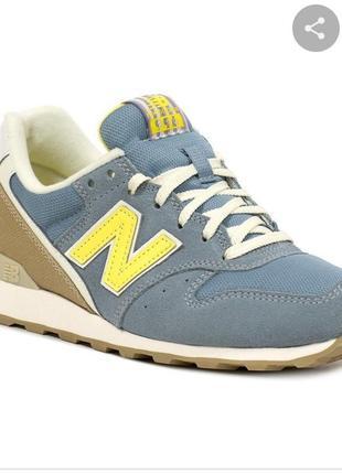 Летние кроссовки new balance, nb wr996hd