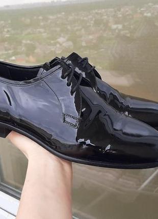 Кожаные туфли,ботинки lloyd (ллойд)