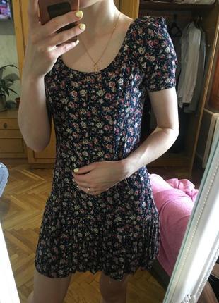 Літнє плаття bershka