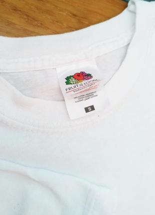 Белая футболка в стиле zara снуфрик, футболка оверсайз3 фото