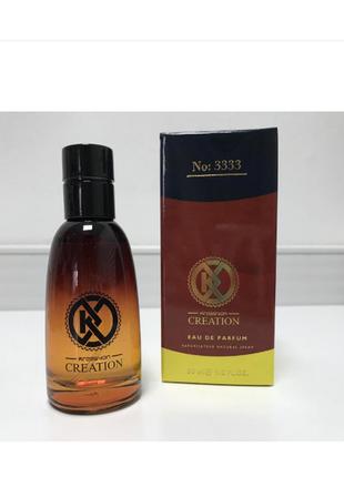 Мужская парфюмированная вода kreasyon creation 3333fahrenheight 30мл