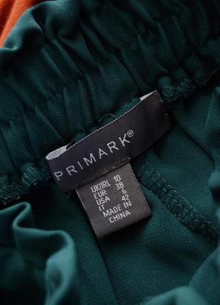 Primark класні кюлоти з поясом.літні брюки.розмір м4 фото
