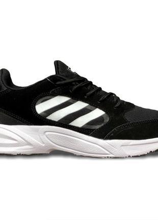 Кроссовки женские adidas nite lite w, black/white