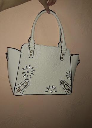 Сумка сумочка с короткими ручками портфель шоппер портфеот клатч кошелек