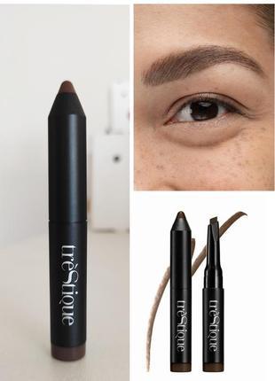 Карандаш для бровей trèstique  brow pencil in americano, сша