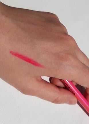 Карандашь для глаз synthetica неоновый розовый