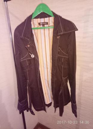 Джинсовые куртки на подкладке
