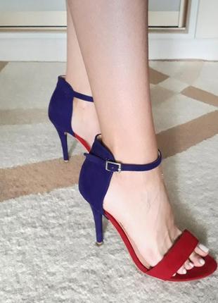 Босоножки/босоніжки/туфли