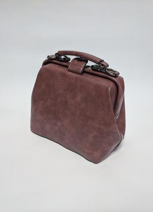 Красивая женская сумочка кросс-боди