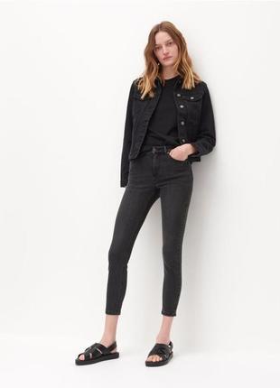Продам серые джинсы skinny reserved