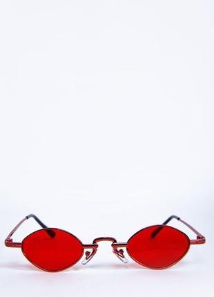 Очки женские солнцезащитные 154r9941 цвет красный