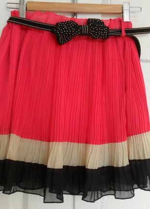 Новая коротенькая юбка