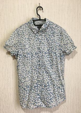 Блуза в квітковий принт marc o'polo