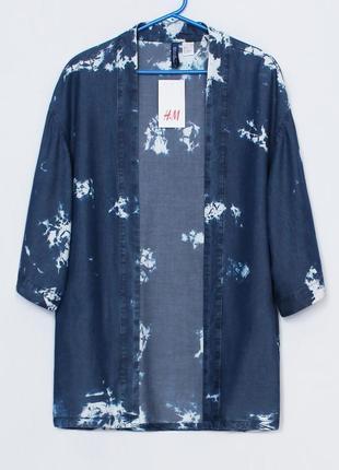 Женская накидка пиджак h&m