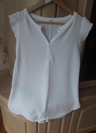 Біла блуза promod