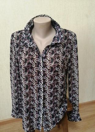 Блузка с длинными руками co'couture