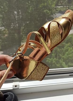 Туфельки для спортивно-бальных танцев 32 размер