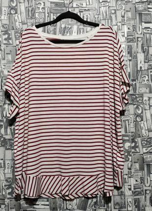 Трикотажная футболка от tcm tchibo.
