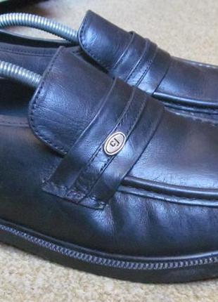 Туфли лоферы clifford james р.42.5.оригинал