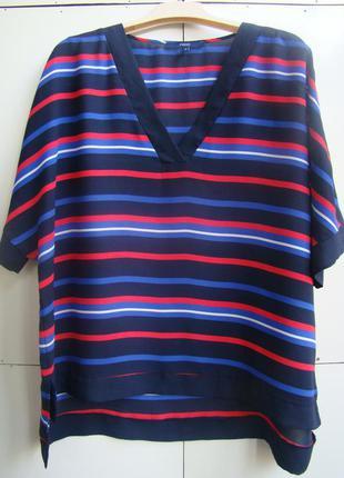 Стильная блузочка,бренда next,модельки оверсайз, подойдет на 52,54,56р.