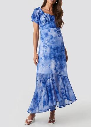 Летнее платье -сарафан